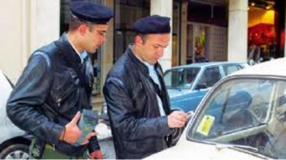 Επιχείρηση «πινακίδες» από τη δημοτική αστυνομία