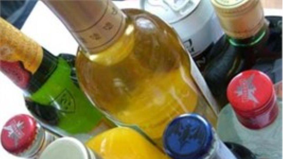 Έφερνε λαθραία ποτά από την Βουλγαρία
