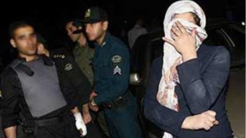 Ποινή φυλάκισης στον αντικαθεστωτικό πρόεδρο των Ιρανών δημοσιογράφων