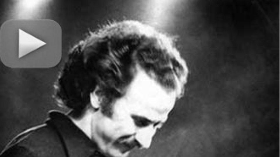 Τριάντα ένα χρόνια από τον θάνατο του Νίκου Ξυλούρη