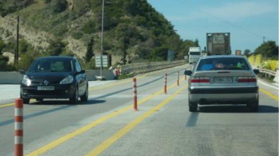 Με προβλήματα η κυκλοφορία στην Αθηνών- Πατρών την Τετάρτη