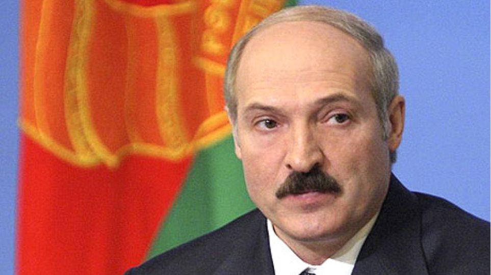 Λευκορωσία: Ξανά υποψήφιος ο Λουκασένκο