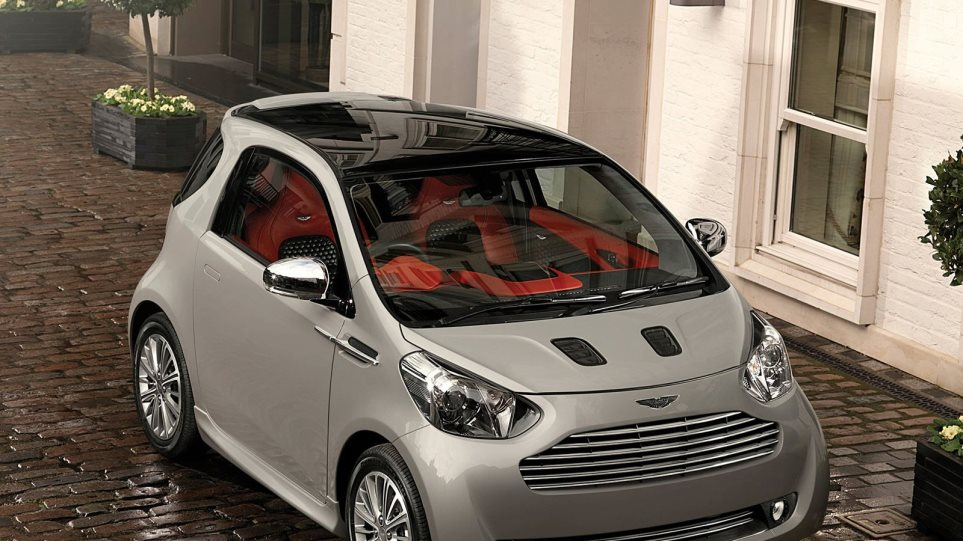 Tο μικρό Aston Martin μπαίνει στην παραγωγή!