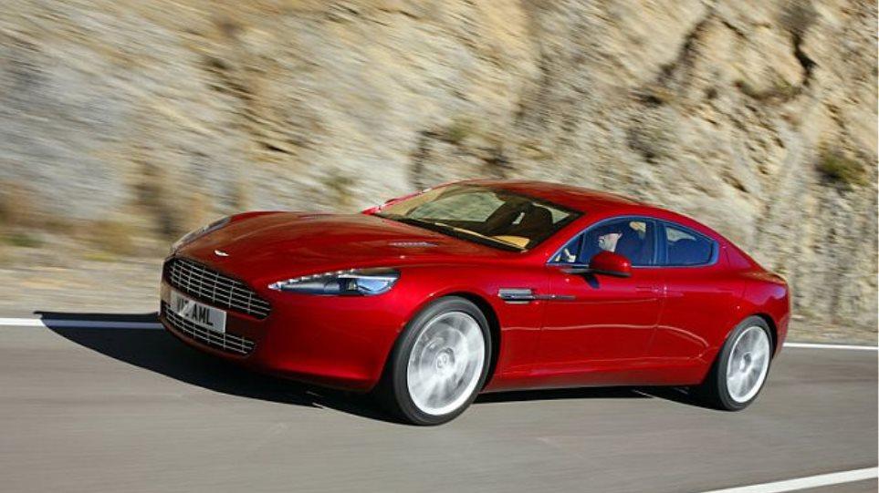 Ξεκίνησαν οι πωλήσεις της Aston Martin Rapide (video)