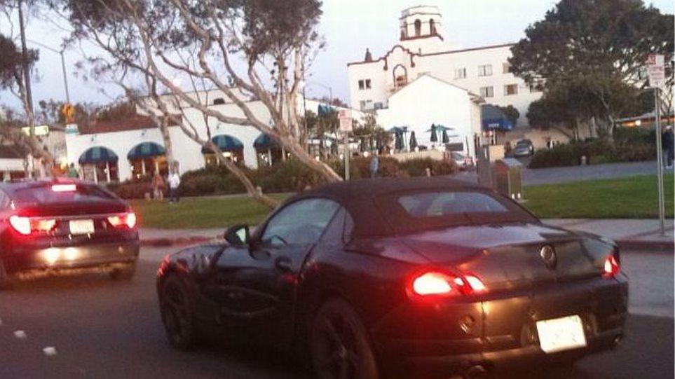 Ιδού η BMW Z2!