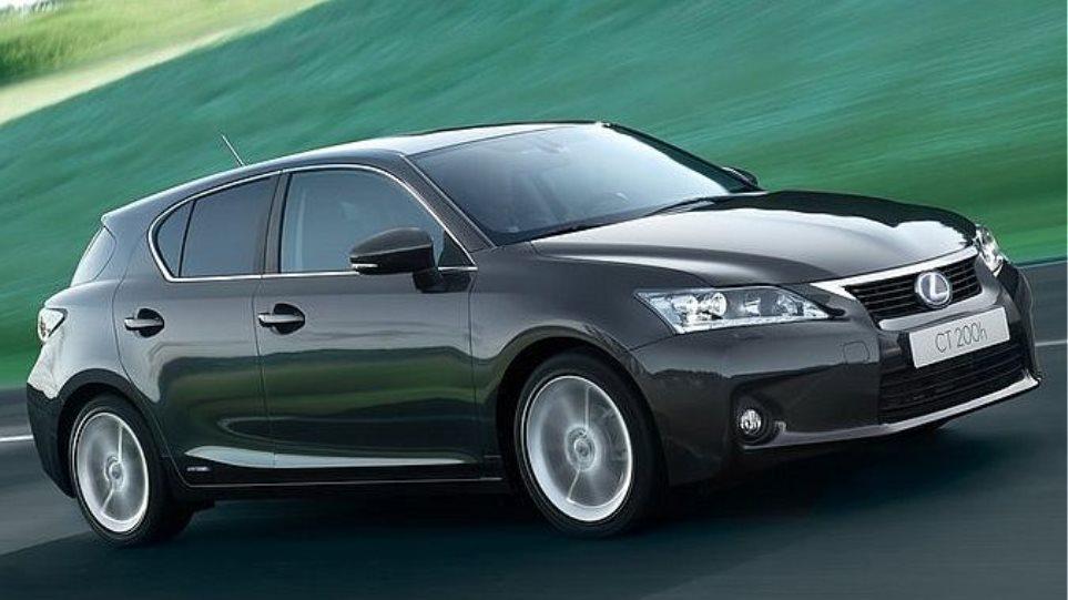 Lexus CT200h: Ποιο πράσινο και από τα πράσινα...