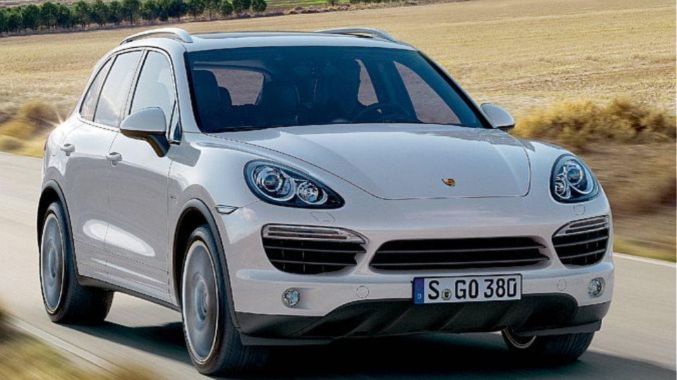 Οι τιμές της νέας Porsche Cayenne