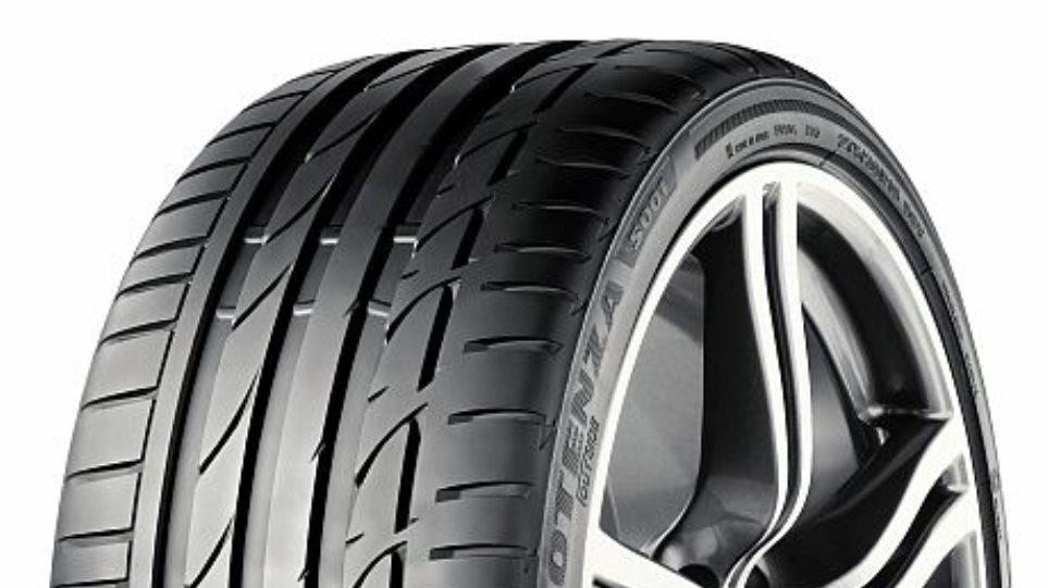 Το νέο Bridgestone Potenza S001 στην κορυφή στα τεστ ελαστικών