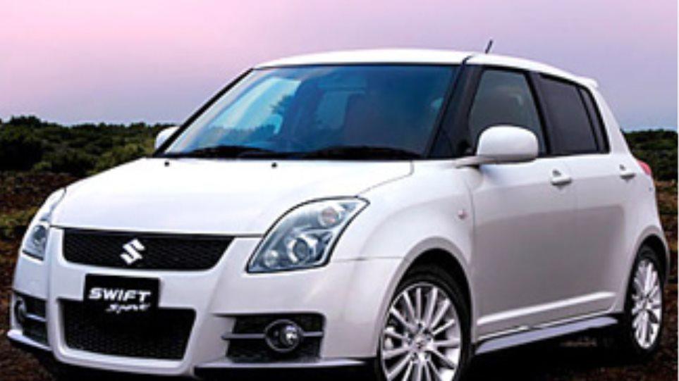 Ανάκληση αυτοκινήτων Suzuki Swift