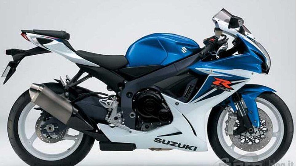 Αποκάλυψη: Οι πρώτες φωτογραφίες των νέων Suzuki GSX-R600 και GSX-R750
