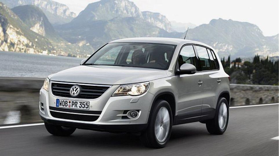 Δικίνητο VW Tiguan από 23.800€