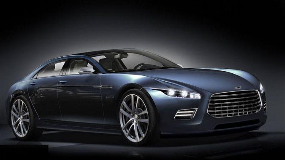 Ερχεται η Aston Martin Lagonda