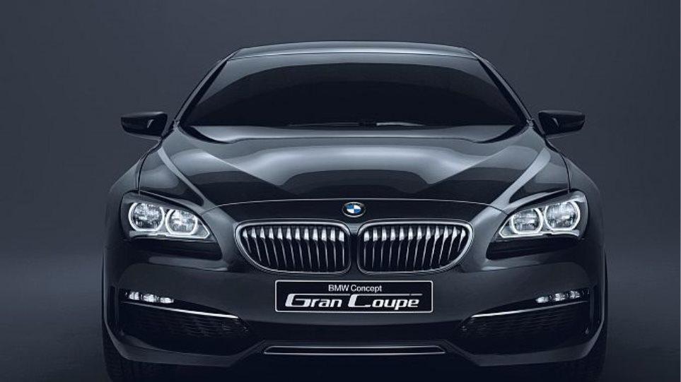 Ετοιμάζει  coupe-limo η BMW!
