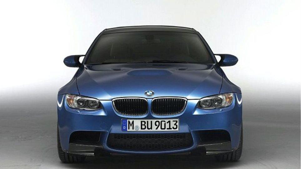 Η νέα BMW M3 (επίσημες φωτογραφίες)