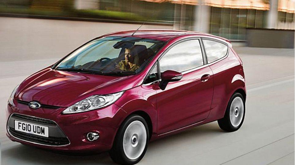 Αποκάλυψη: Το νέο Ford Fiesta!