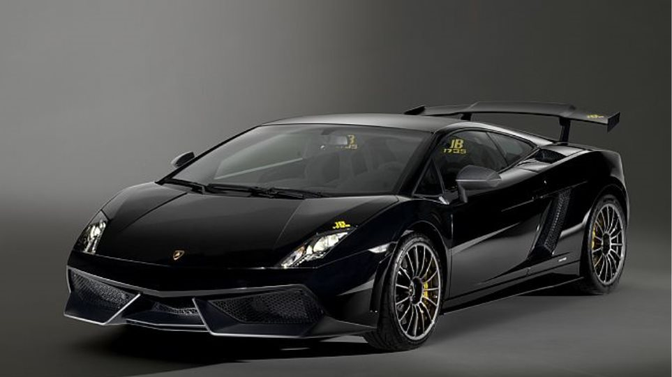 H ελαφρύτερη Lamborghini παραγωγής