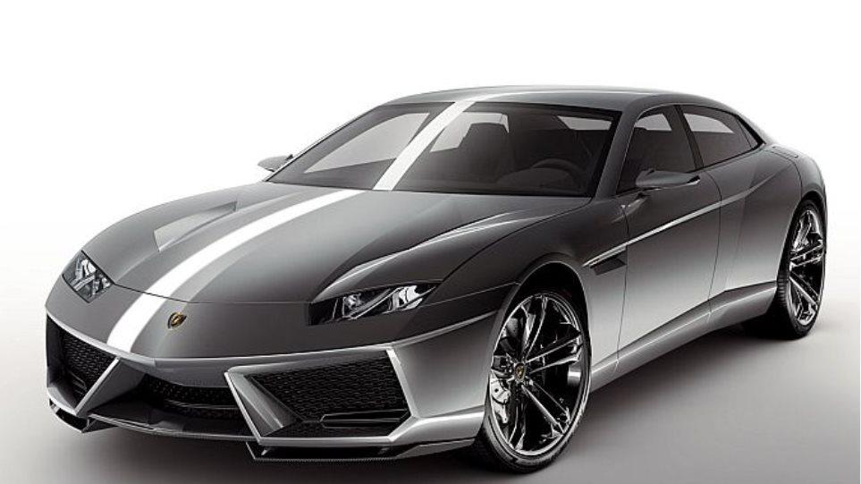 Ηρθε η ώρα της Lamborghini Estoque