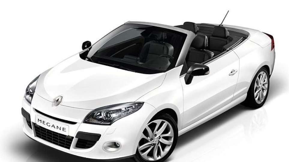 Αυτό είναι το νέο ανοικτό Renault Megane