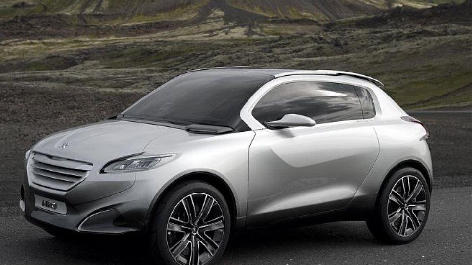 Μικρό SUV από την Peugeot