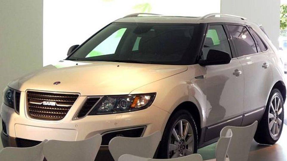 Το νέο SUV της Saab!