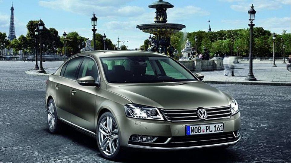 Αυτό είναι το νέο VW Passat