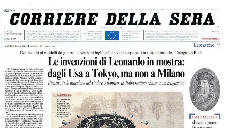 Διήμερη απεργία στην «Corriere della Sera»