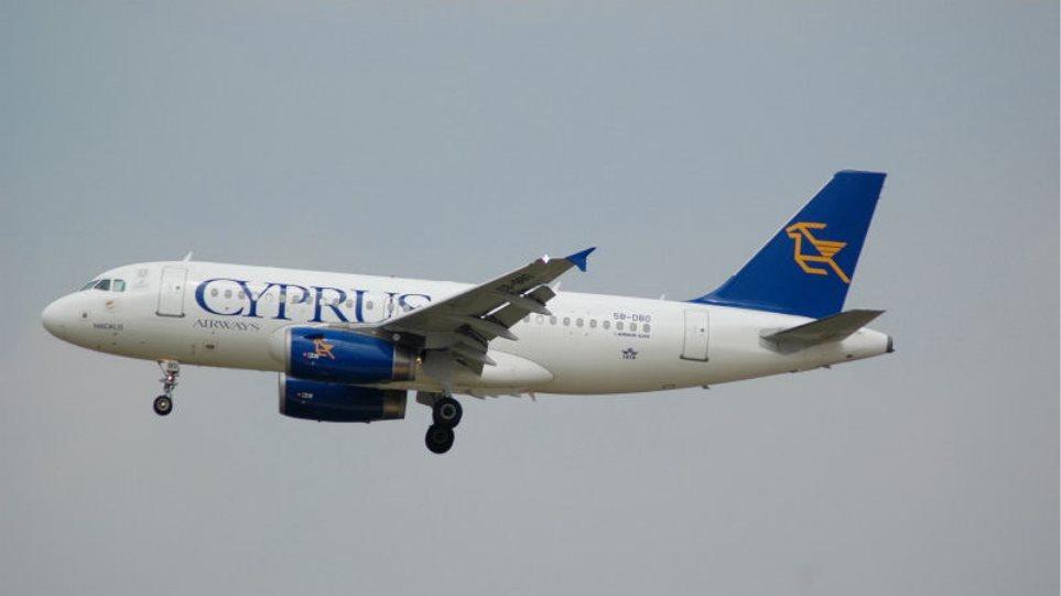 """Βλάβη σε αεροσκάφος των """"Κυπριακών Αερογραμμών"""""""