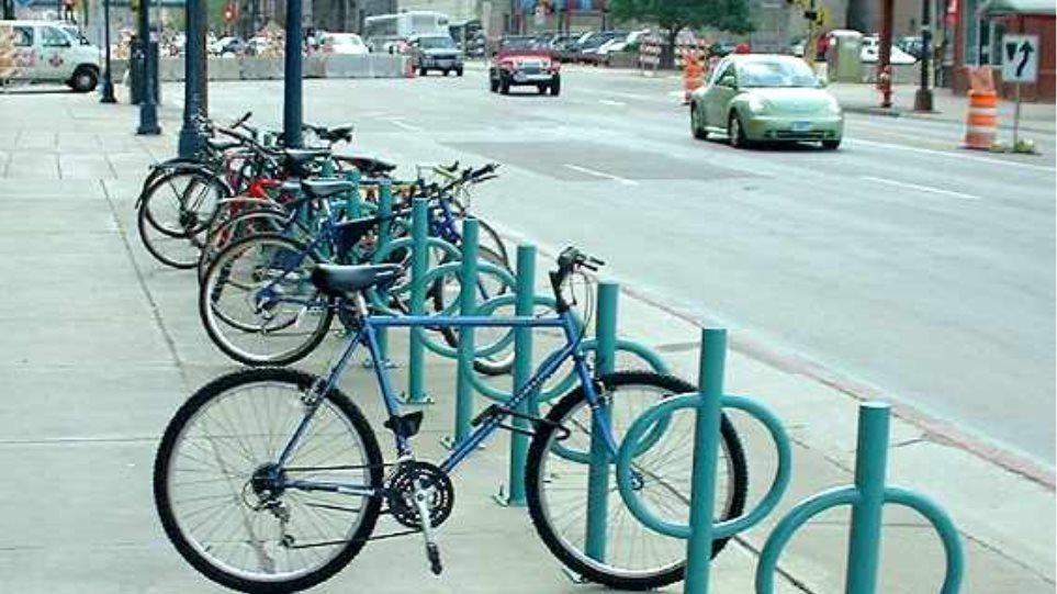 Θεσσαλονίκη: Μεγάλη αύξηση στις  κλοπές ποδηλάτων