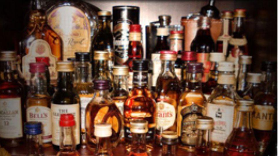 Παράνομα ποτά από Βουλγαρία