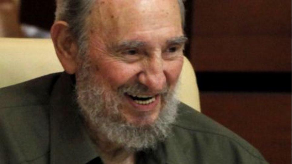 Φ. Κάστρο: Παρερμηνεύθηκαν οι δηλώσεις μου για το κουβανικό μοντέλο