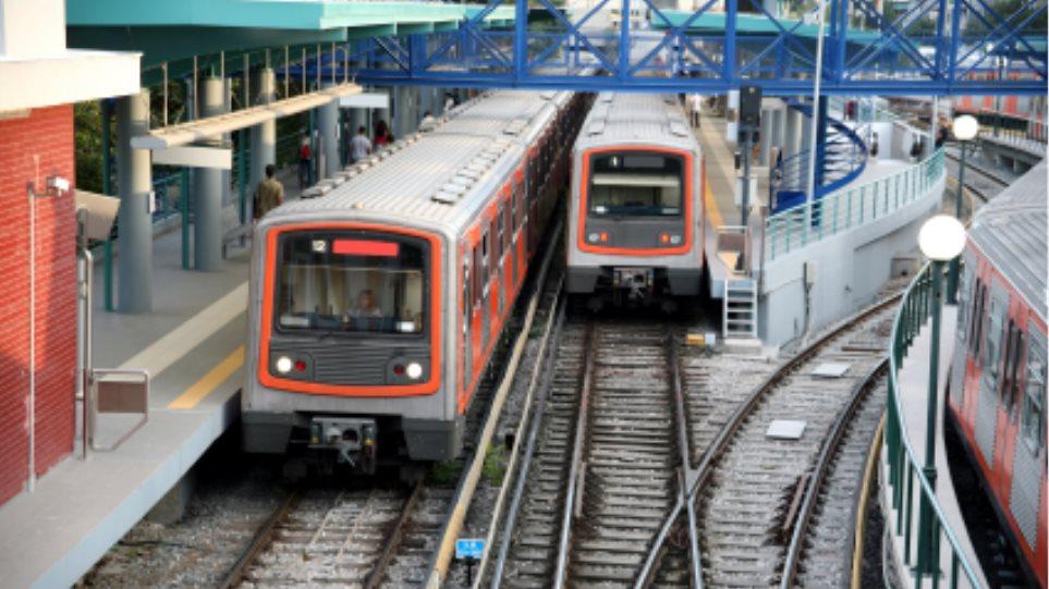 Χωρίς ηλεκτρικό σιδηρόδρομο έως 16 Μαΐου στο τμήμα Φάληρο-Καλλιθέα