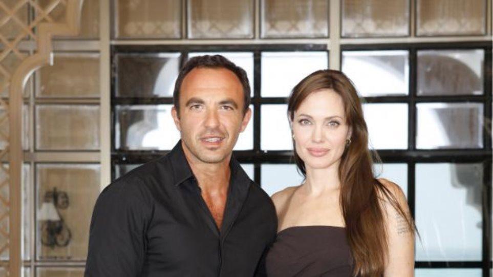 Όταν ο Αλιάγας συνάντησε την Jolie! (video)