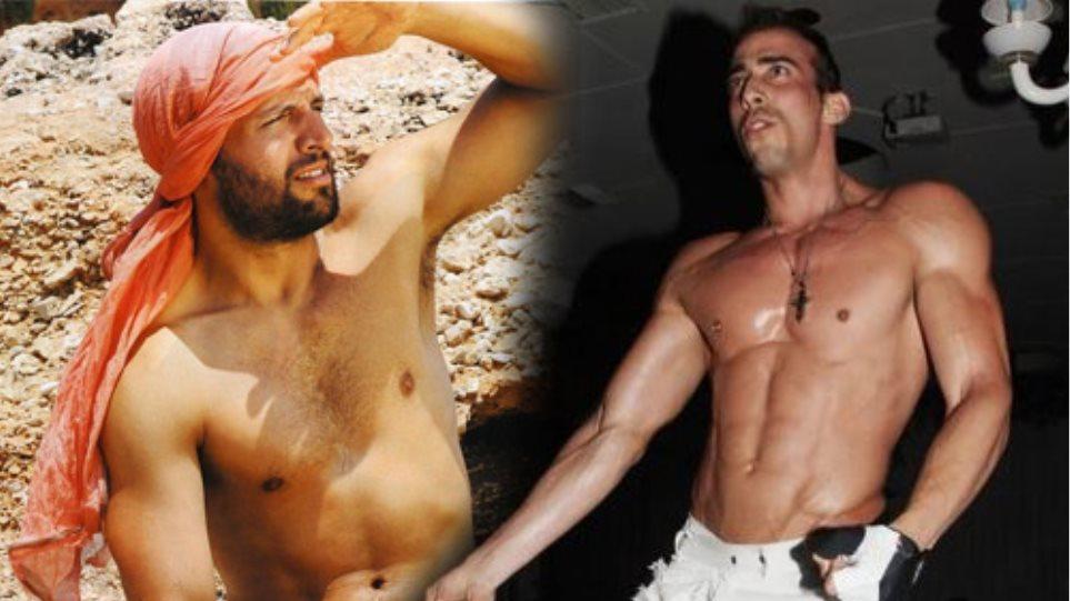 """Σάββας Πούμπουρας - Θοδωρής Παναγάκος: Δύο """"naked boys"""";"""