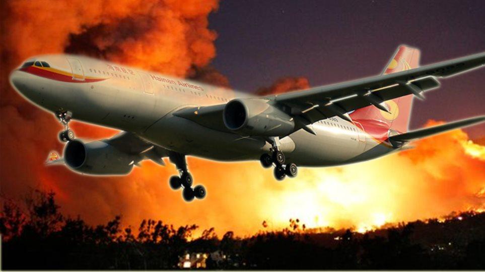Συντριβή αεροπλάνου με 43 νεκρούς στην Κίνα