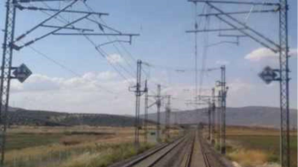 Ρουμάνοι έκλεβαν καλώδια του ΟΣΕ