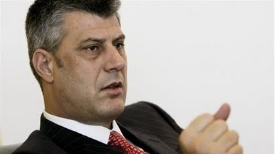 Επίκειται παραίτηση Χ. Θάτσι, αναφέρουν τα ΜΜΕ στη Σερβία