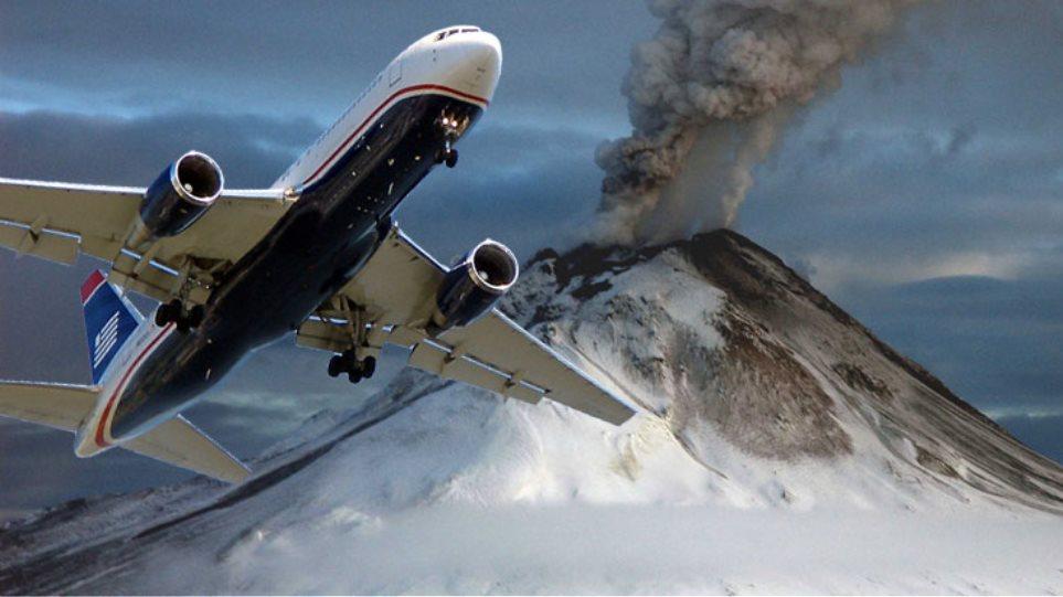 Το ηφαίστειο ηρέμησε, τα αεροπλάνα πετούν