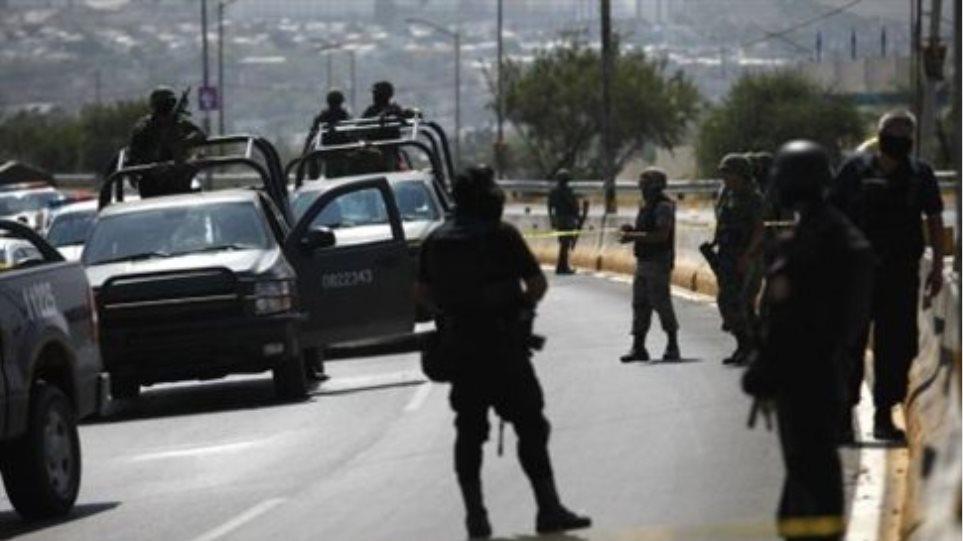 Απαγωγή τουριστών στο Μεξικό