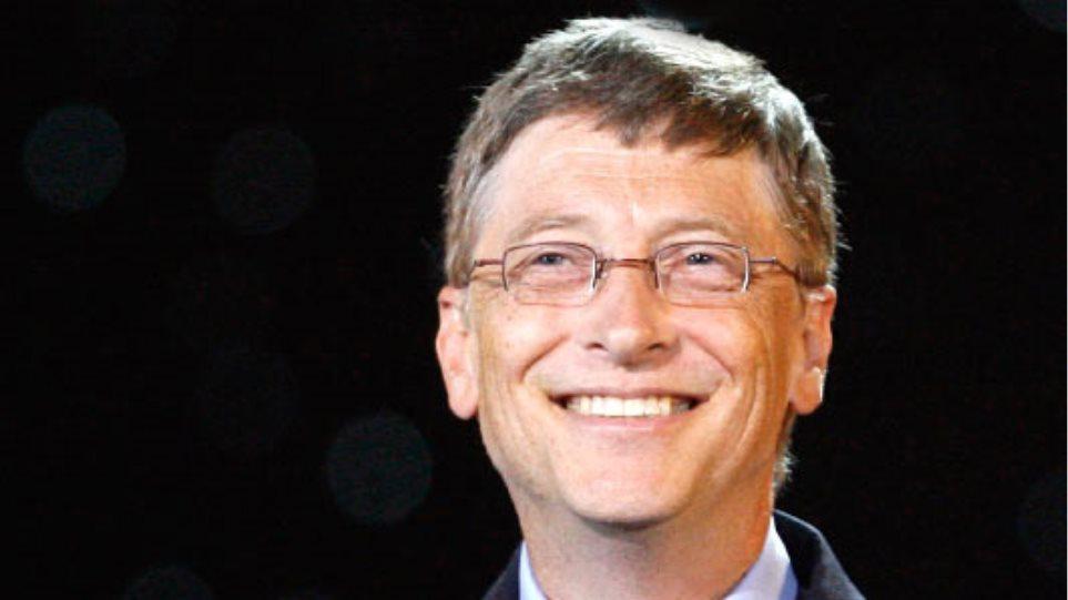 O Μπιλ Γκέιτς και πάλι πλουσιότερος Αμερικανός