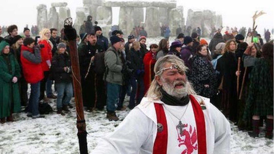 Αναγνωρισμένη θρησκεία ο δρυϊδισμός στην Βρετανία