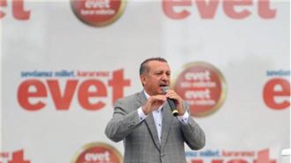 Τηλεφωνική επικοινωνία Ομπάμα- Ερντογάν
