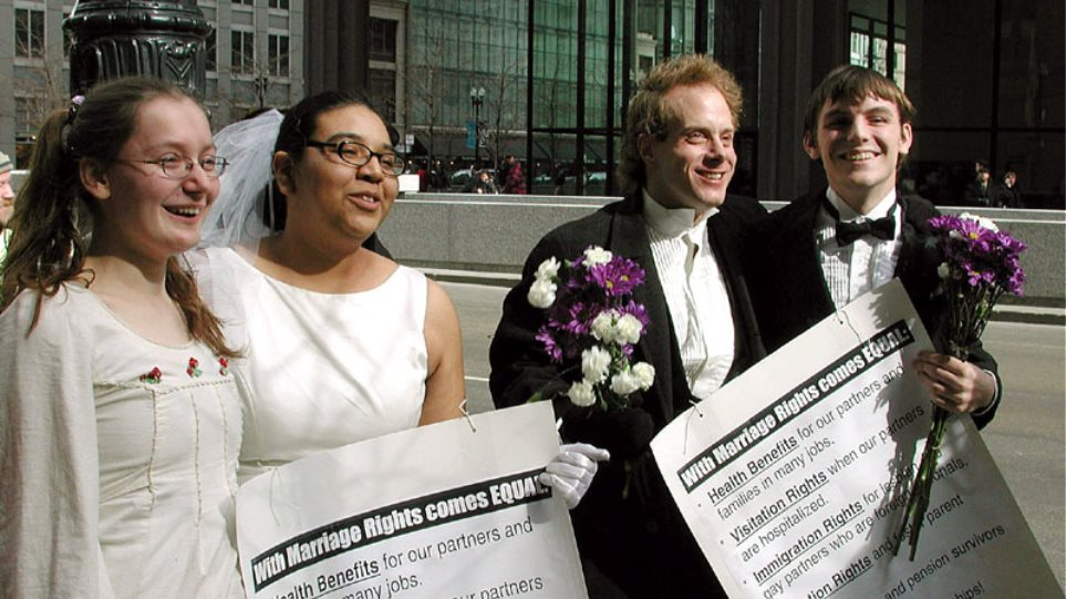 Illinois church leaders voice support for gay marriage