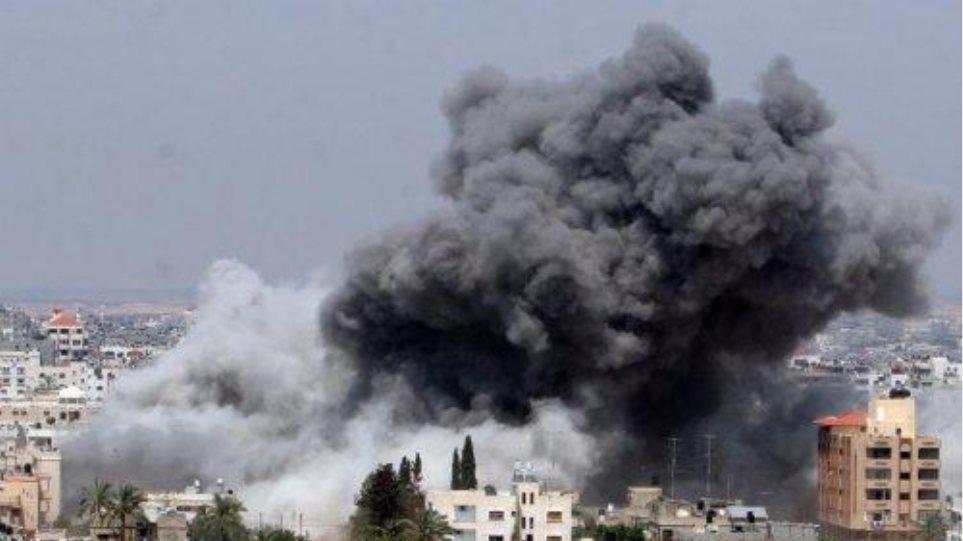 Επίθεση κατά τρομοκρατών στη Γάζα
