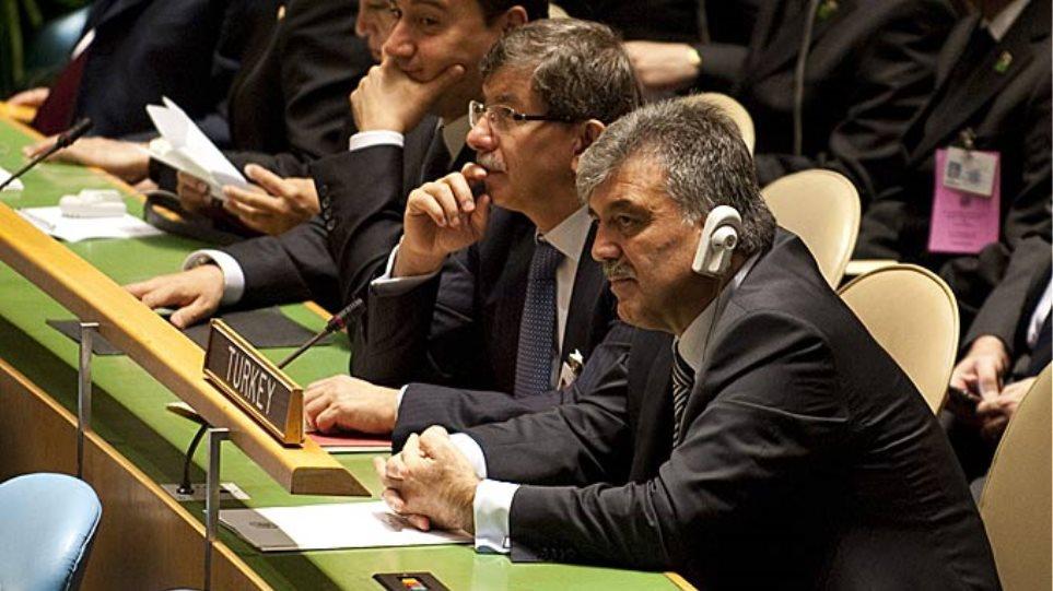 Στο επίκεντρο της συνέλευσης του ΟΗΕ το μεσανατολικό
