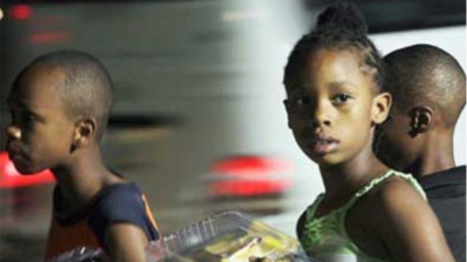 Ανθρωπιστική βοήθεια για τα ορφανά παιδιά