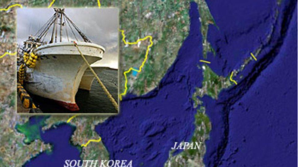 Η Ιαπωνία θα απελευθερώσει το νοτιοκορεατικό αλιευτικό