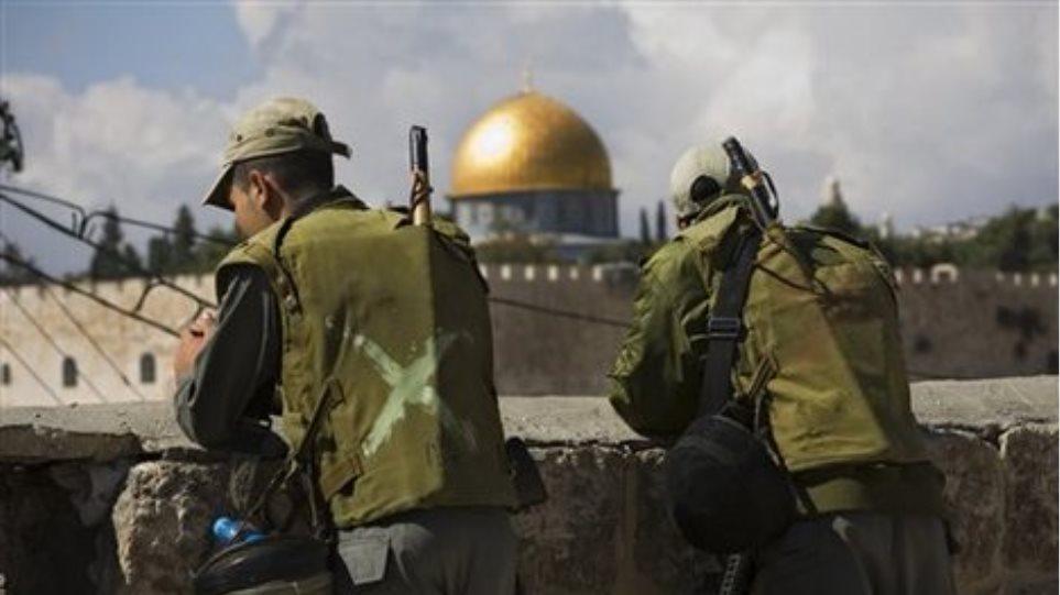 Νεκρός Παλαιστίνιος από πυρά Ισραηλινού φρουρού