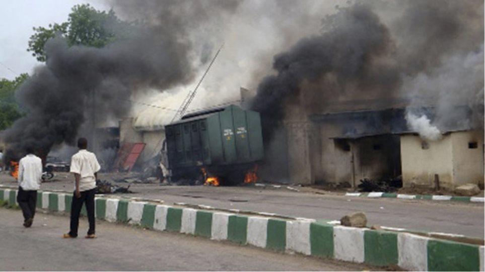 Θρησκευτικές συγκρούσεις στη Νιγηρία