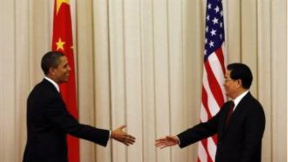 Επίσκεψη του προέδρου της Κίνας στις ΗΠΑ