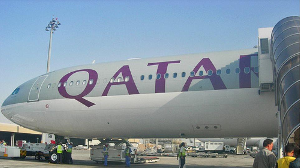 Η Qatar Airways προσγειώθηκε στο Βουκουρέστι